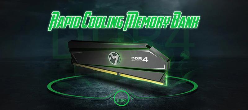 Оперативная память MAXSUN DDR4 16GB (8+8) 3000MHZ - Фото 5