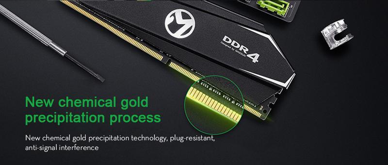 Оперативная память MAXSUN DDR4 16GB (8+8) 3000MHZ