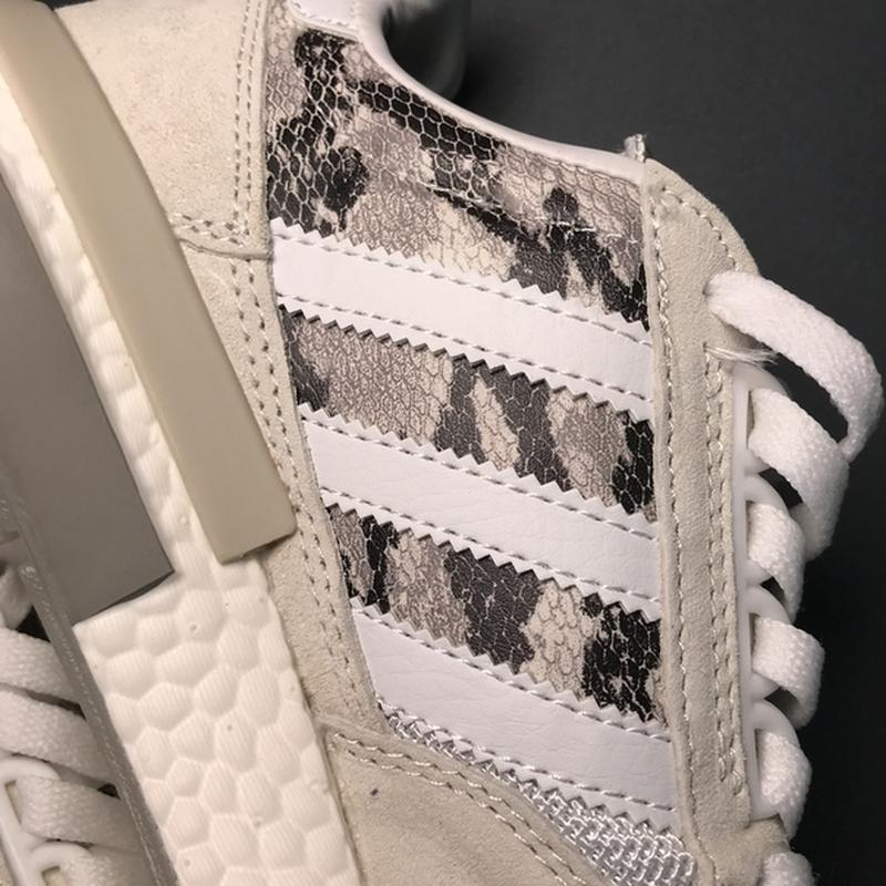 🌹новинка🌹 женские кроссовки adidas zx 500 rm grey camo - Фото 8