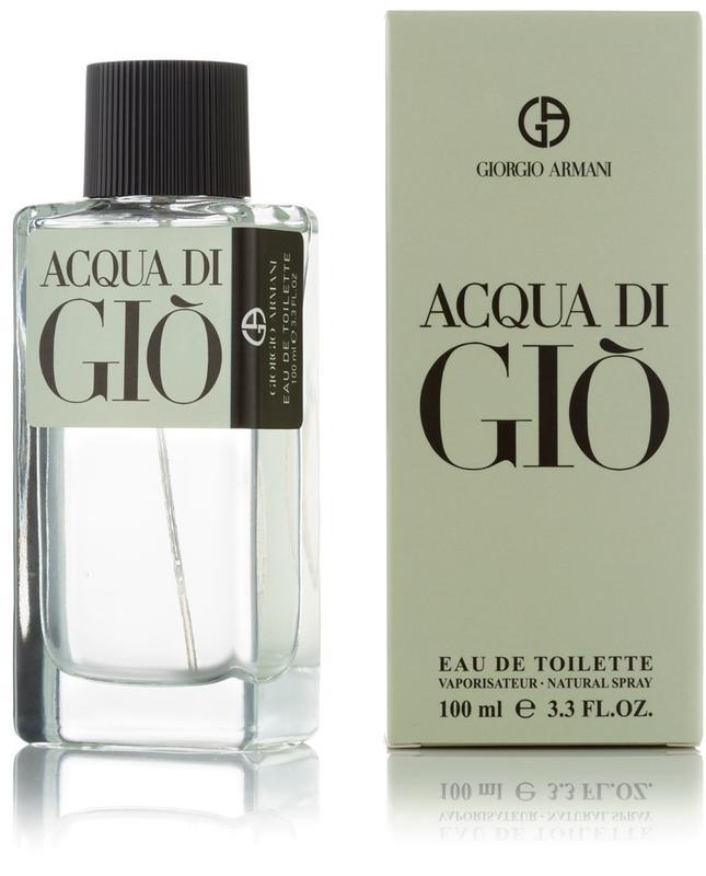 Мужская туалетная вода Armani Acqua di Gio Pour Homme - 100 мл (n