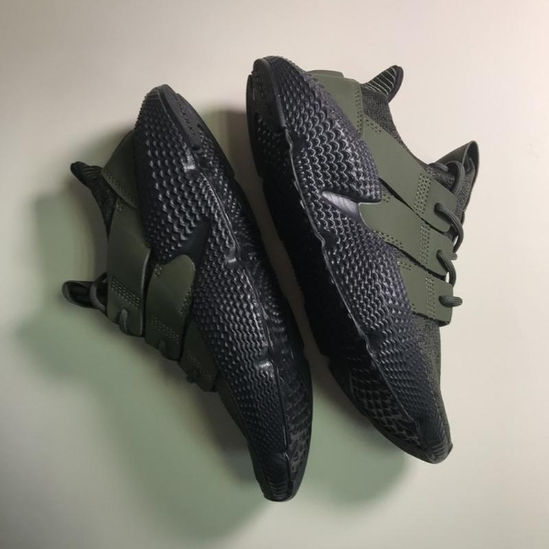 Новинка! мужские стильные кроссовки adidas prophere olive black. - Фото 8