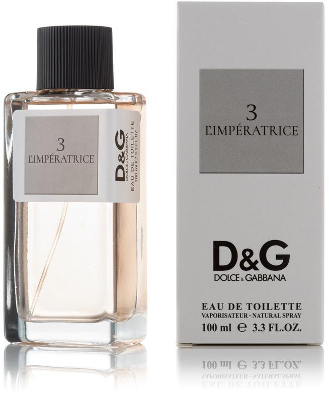 Женская туалетная вода Dolce & Gabbana L`Imperatrice 3 -100 мл (n