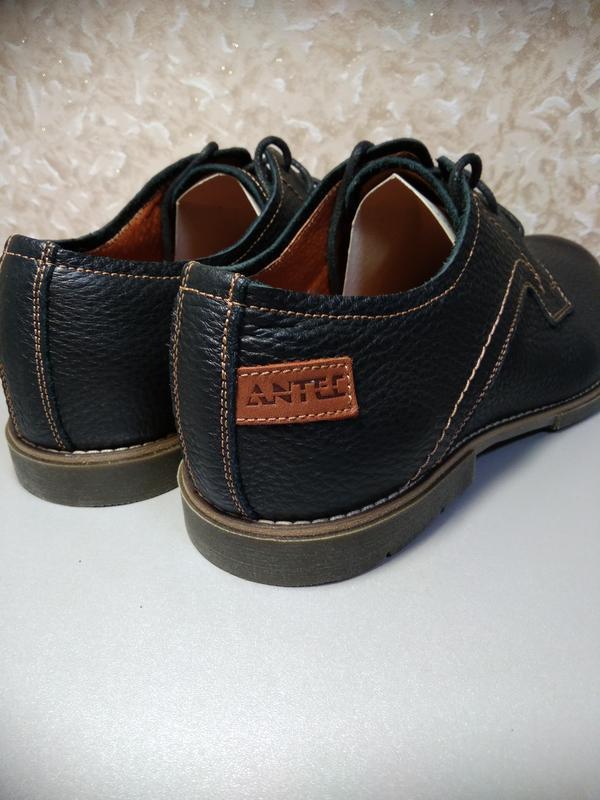 Мужские туфли - натуральная кожа! - Фото 6