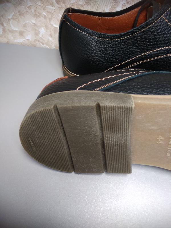 Мужские туфли - натуральная кожа! - Фото 8