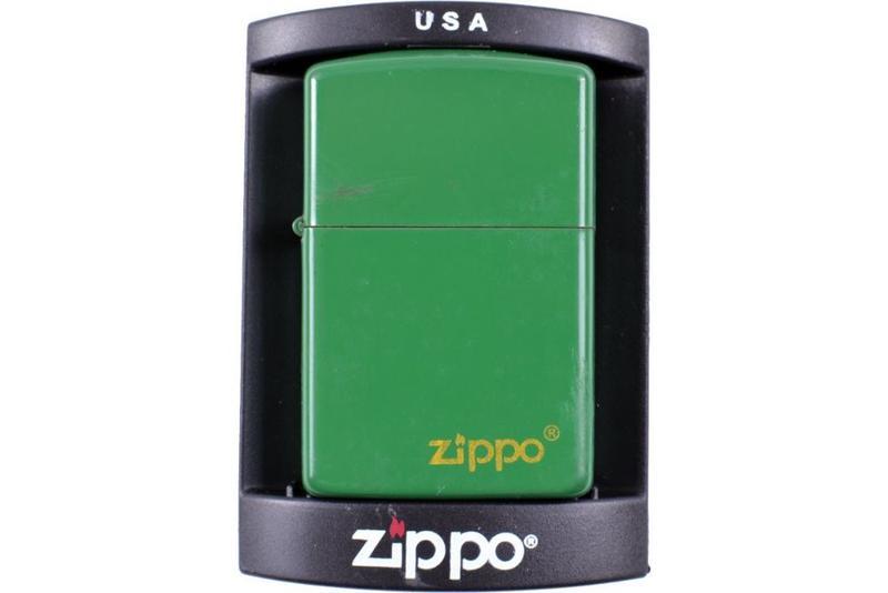 Зажигалка бензиновая Zippo (№3993-2)