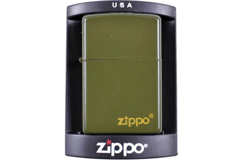 Зажигалка бензиновая Zippo (№3993-1)