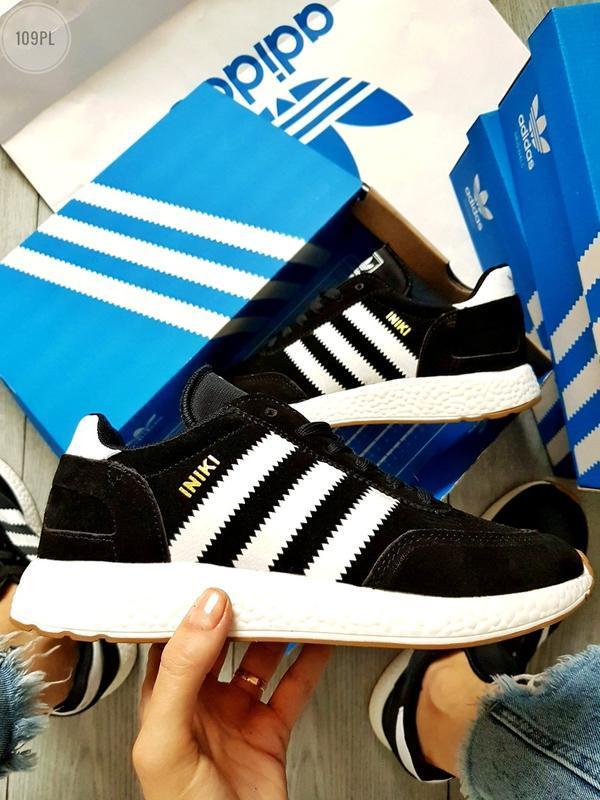 Крутые кроссовки ???? adidas iniki ????