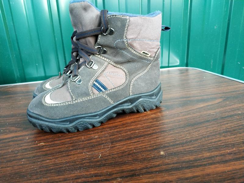 Сапожки ботинки демисезонные superfit,размер 30-й.