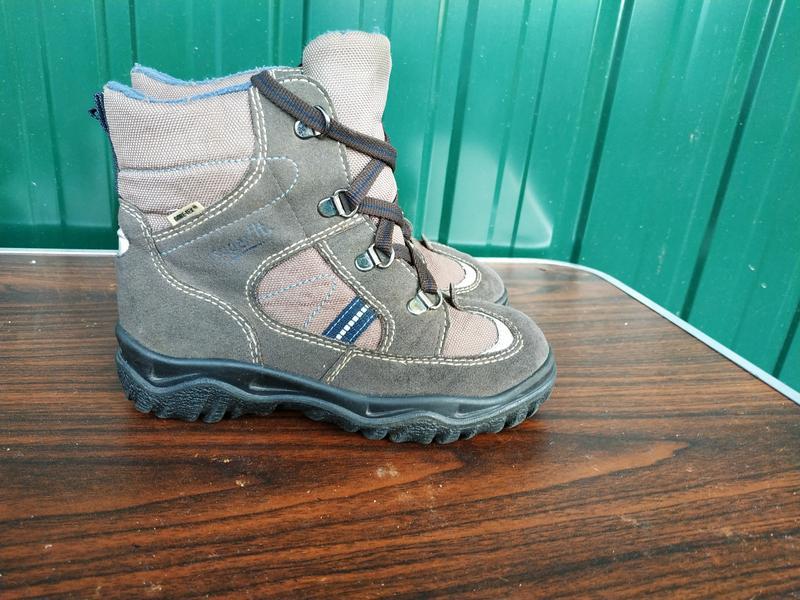 Сапожки ботинки демисезонные superfit,размер 30-й. - Фото 3