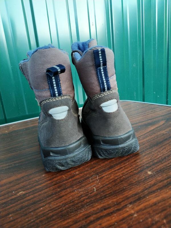 Сапожки ботинки демисезонные superfit,размер 30-й. - Фото 4