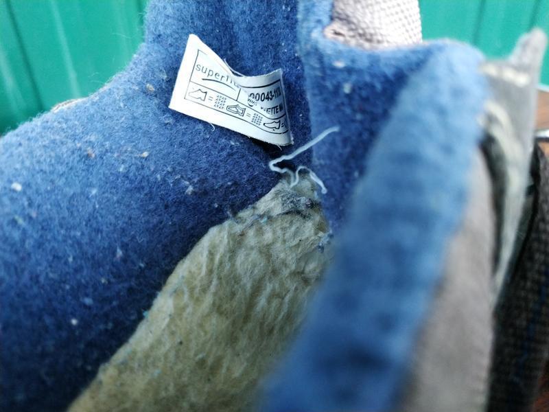 Сапожки ботинки демисезонные superfit,размер 30-й. - Фото 7