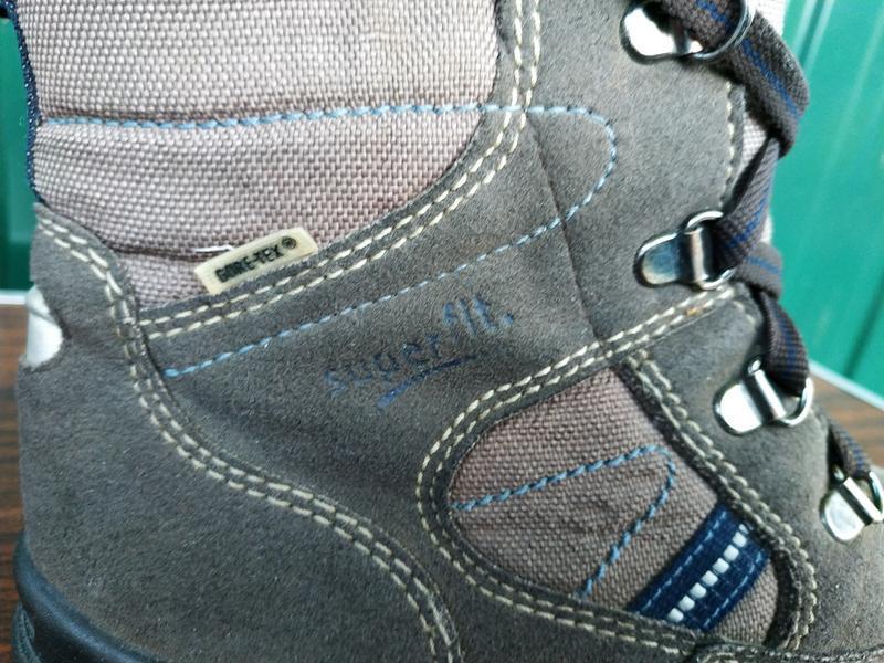Сапожки ботинки демисезонные superfit,размер 30-й. - Фото 8