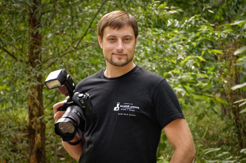 Професійний фотограф та відеограф 2в1 Будь ЩО, будь ДЕ, будь КОЛИ