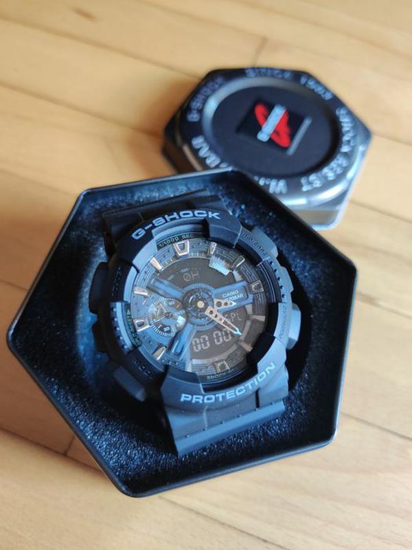 Часы мужские наручные Casio G Shock GA-100 с боксом