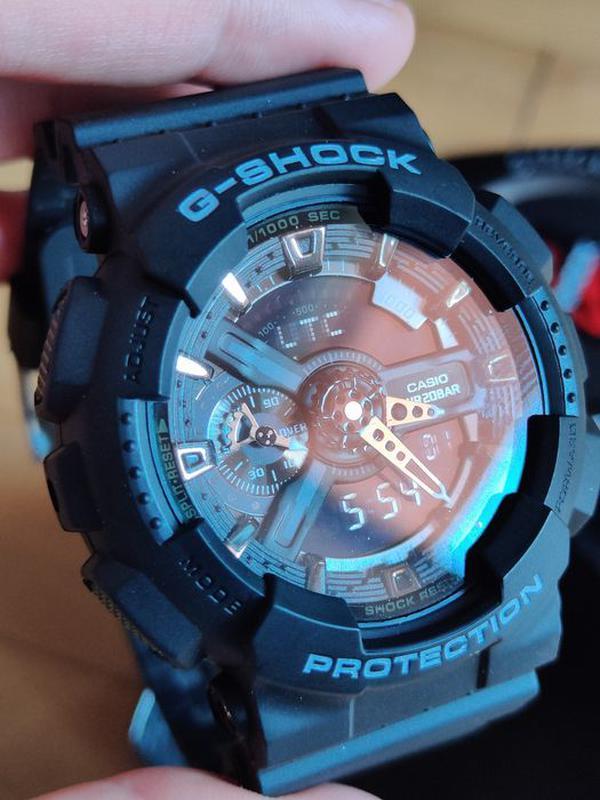 Часы мужские наручные Casio G Shock GA-100 с боксом - Фото 6