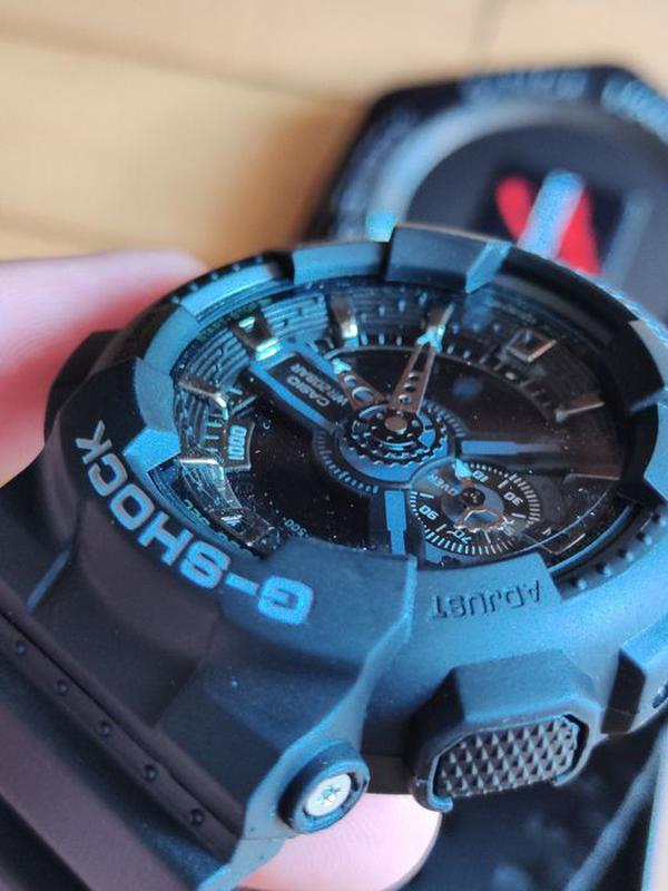 Часы мужские наручные Casio G Shock GA-100 с боксом - Фото 7