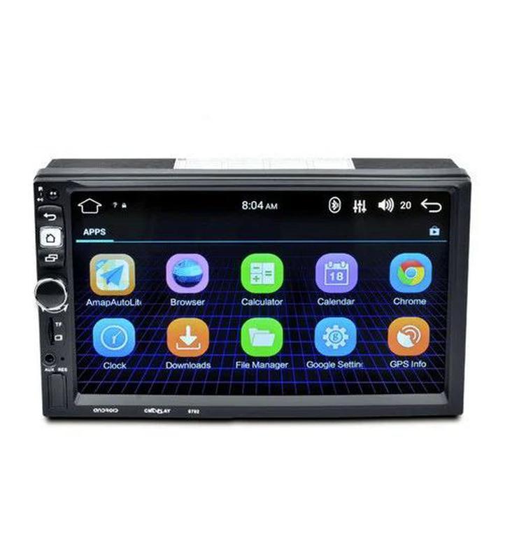 Автомагнитола 2DIN DHD Pioneer 8702 Android 7.1 WI-FI GPS - Фото 2