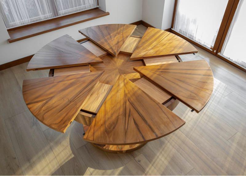 Стол странсформер, розкладний стіл,