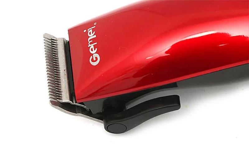 Профессиональная Машинка для стрижки волос GM 1035 Gemei Надеж... - Фото 6