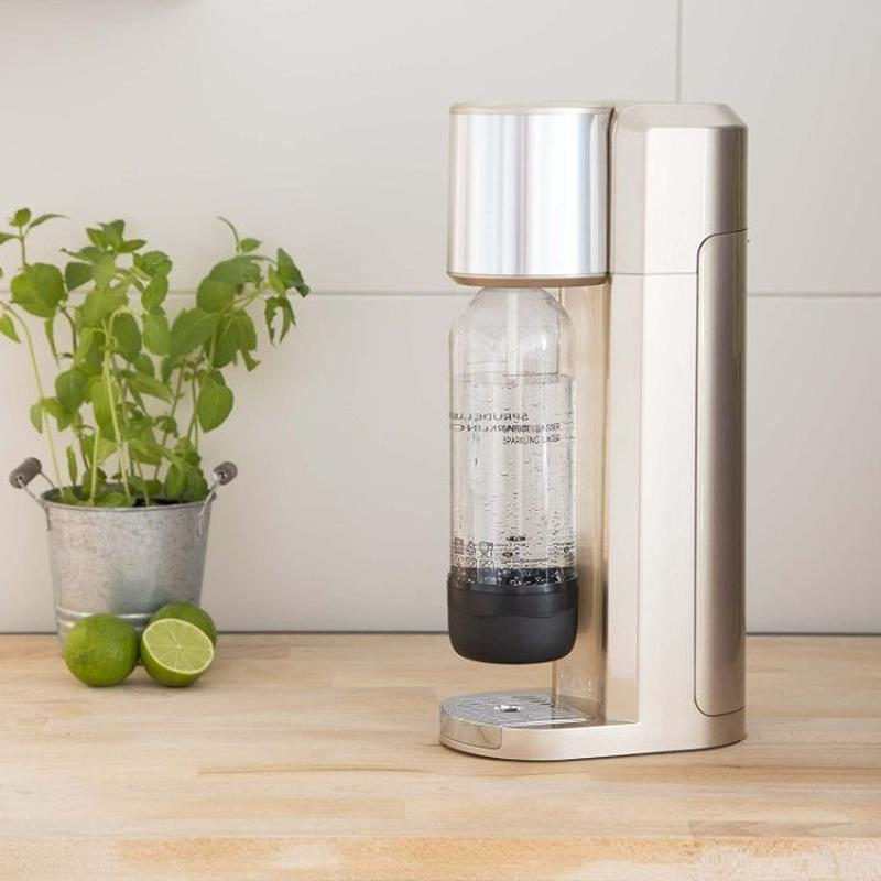 Аппарат для газирования воды \ карбонизатор \ Levivo Drink Maker