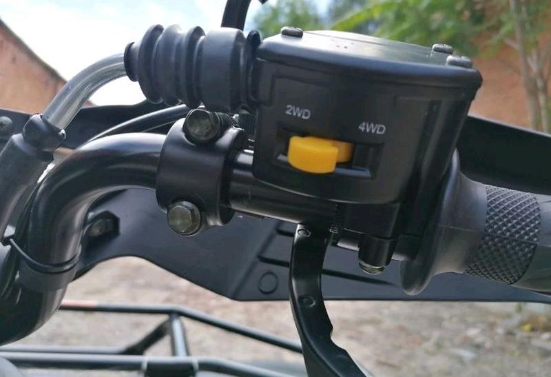 Квадроцикл linhai-yamaha D400 4Х4 - Фото 9
