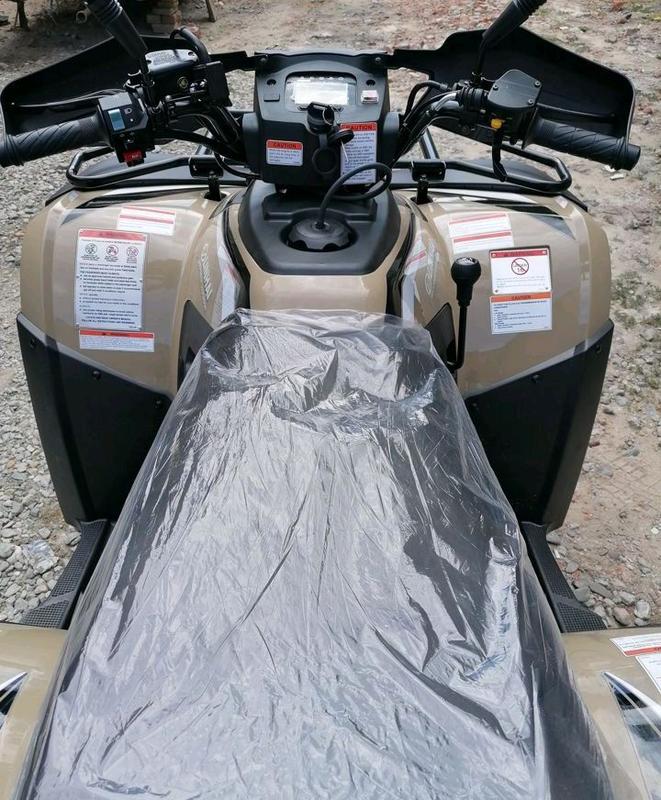Квадроцикл linhai-yamaha D400 4Х4 - Фото 10