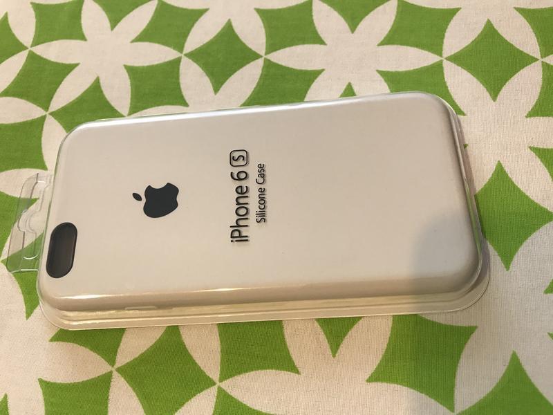 Чехол (бампер) Silicone Case для Iphone 6/6 S/ 7/8/7 plus/ 8 plus - Фото 2