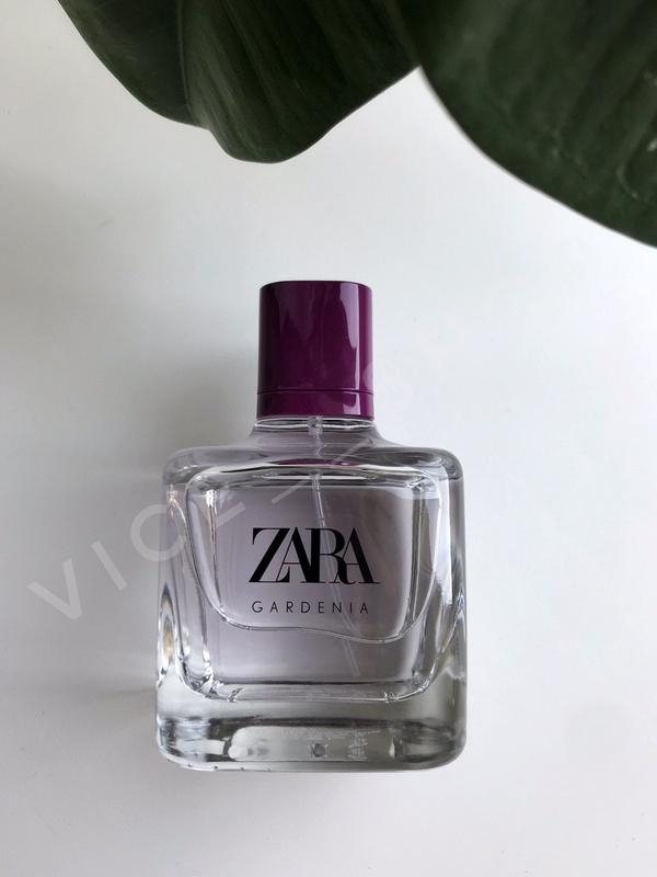 Zara gardenia духи парфюмерия туалетная вода оригинал испания