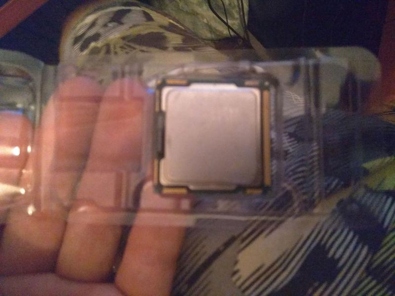 Процессор intel core 2 duo E6750 - Фото 2