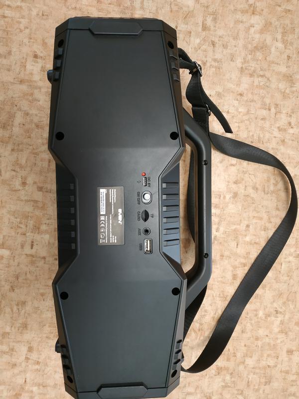 Портативная колонка Sven PS480 24watt - Фото 2