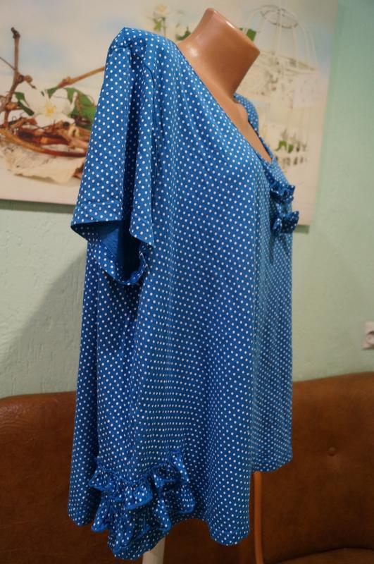 Блуза р.26,бренд rogers+rogers - Фото 4