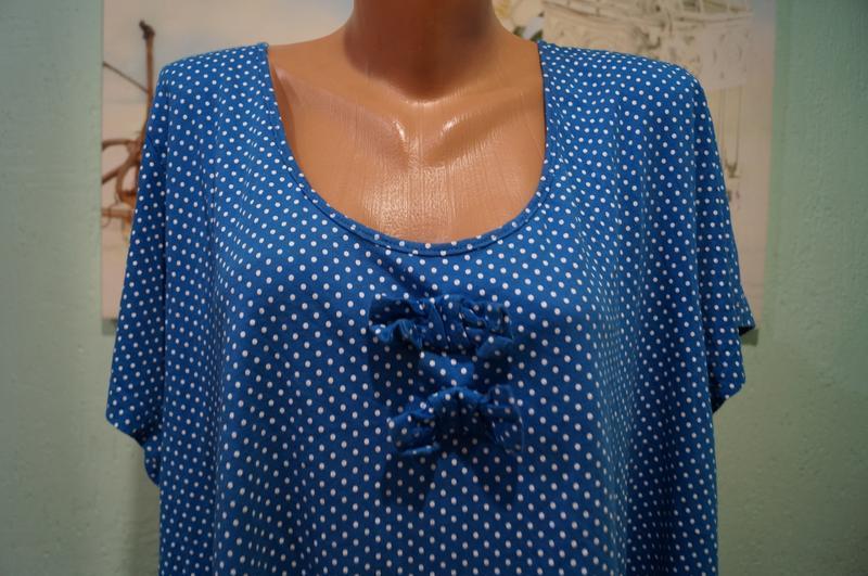 Блуза р.26,бренд rogers+rogers - Фото 8