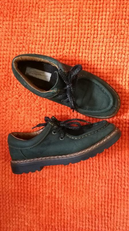 Dalle marche туфли на меху натуральный нубук топсайдеры