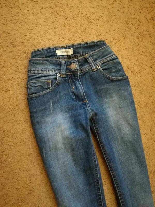 Классические джинсы скинни pimkie 27 размер - Фото 3