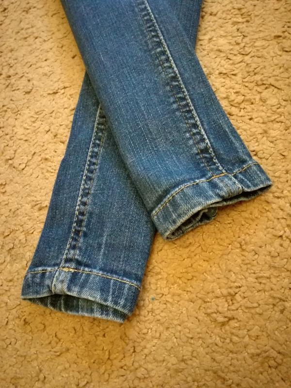 Классические джинсы скинни pimkie 27 размер - Фото 4
