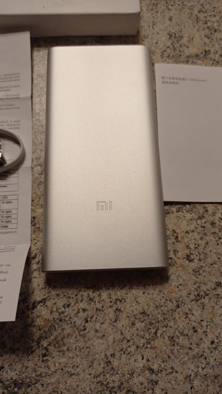 Внешний аккумулятор (Power Bank) Xiaomi Mi - Фото 5