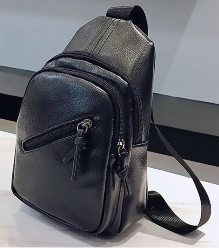 Рюкзак мужской эко кожа