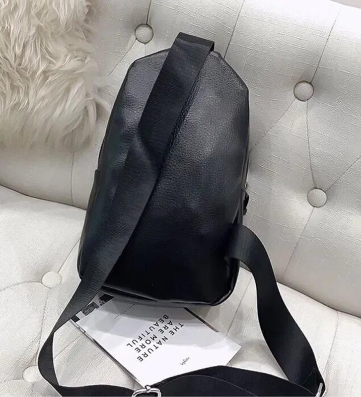Рюкзак мужской эко кожа - Фото 5
