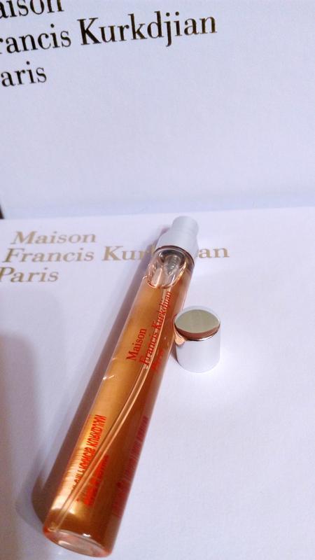 Baccarat rouge 540 _миниатюра пробник refillis' 7,5 мл _колба ... - Фото 7