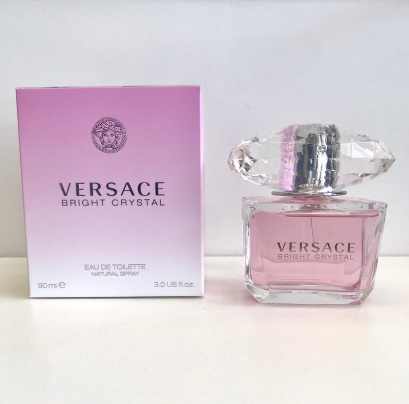 Versace _bright crystal_original_eau de toilette_туал.вода - Фото 8
