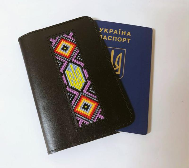 Обложка для паспорта, обкладинка на паспорт, чохол для паспорта