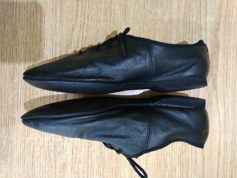 Джазовки bloch кожаные туфли для танцев - Фото 2