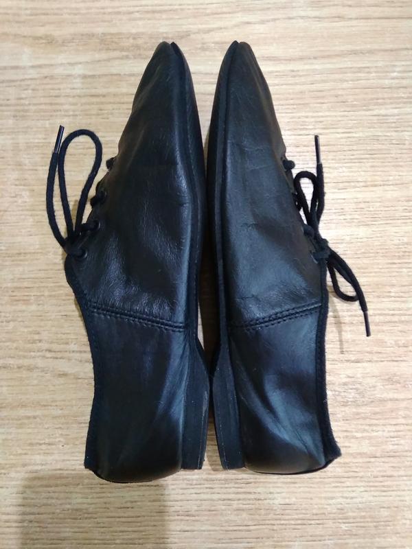 Джазовки bloch кожаные туфли для танцев - Фото 3