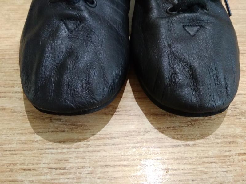 Джазовки bloch кожаные туфли для танцев - Фото 4
