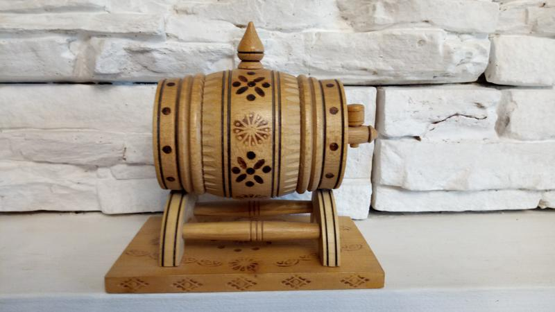Деревянный сувенир