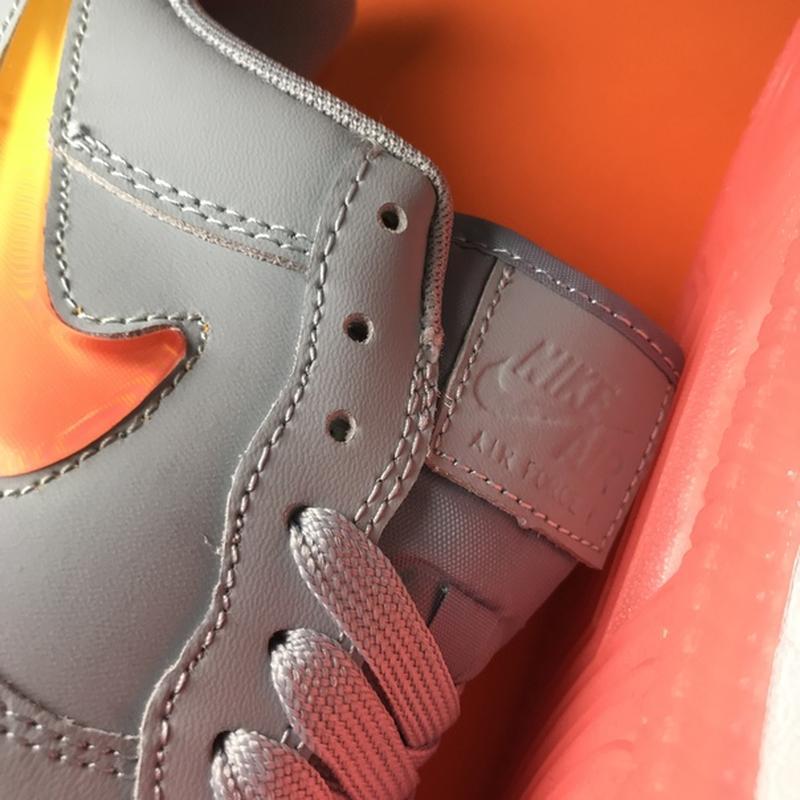 🍒новинка🍒   женские кожаные кроссовки \кеды найк nike air forc... - Фото 9