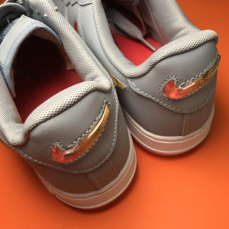 🍒новинка🍒   женские кожаные кроссовки \кеды найк nike air forc... - Фото 10