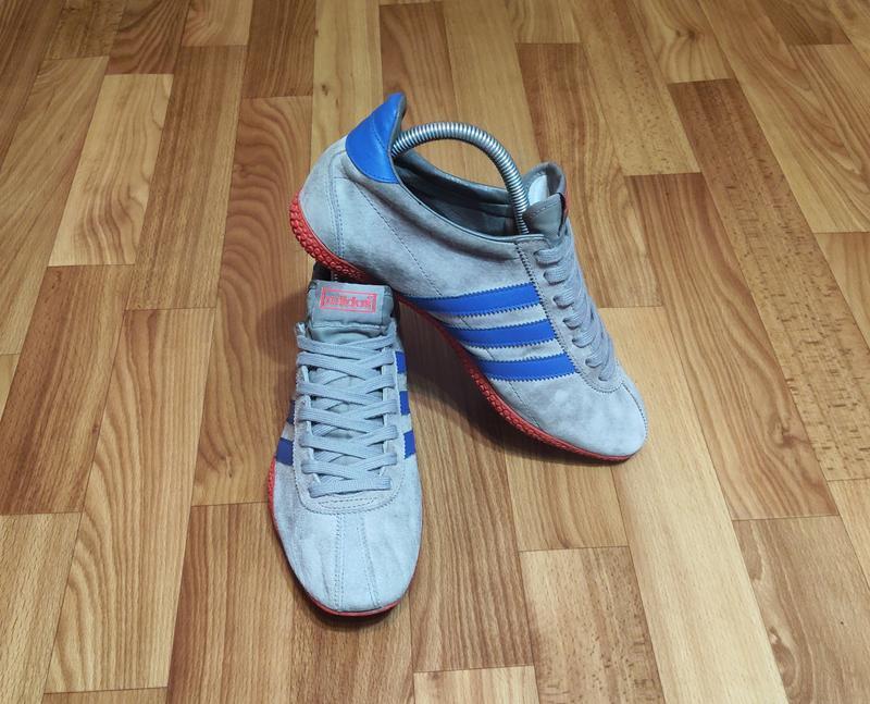Винтажные кроссовки adidas titan 40 ⅔