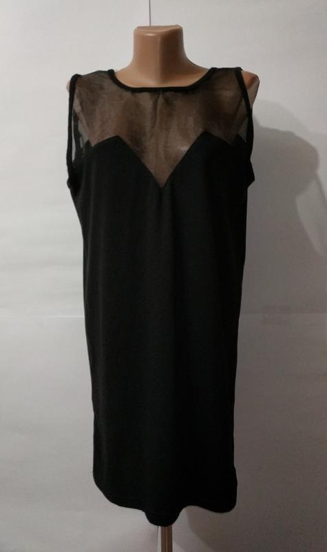 Модная черная туника блуза с вырезом на спине daisy street uk ...
