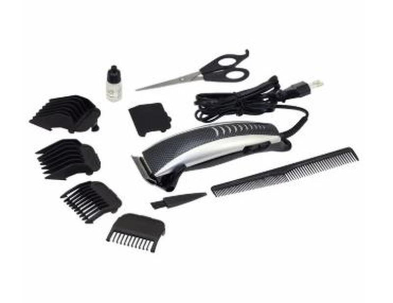 Машинка для стрижки волос Kemei KM-653 - Фото 2